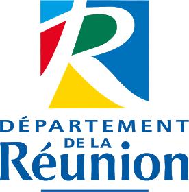 Logo du département de La Réunion