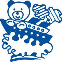 Logo de l'hôpital Robert Debré