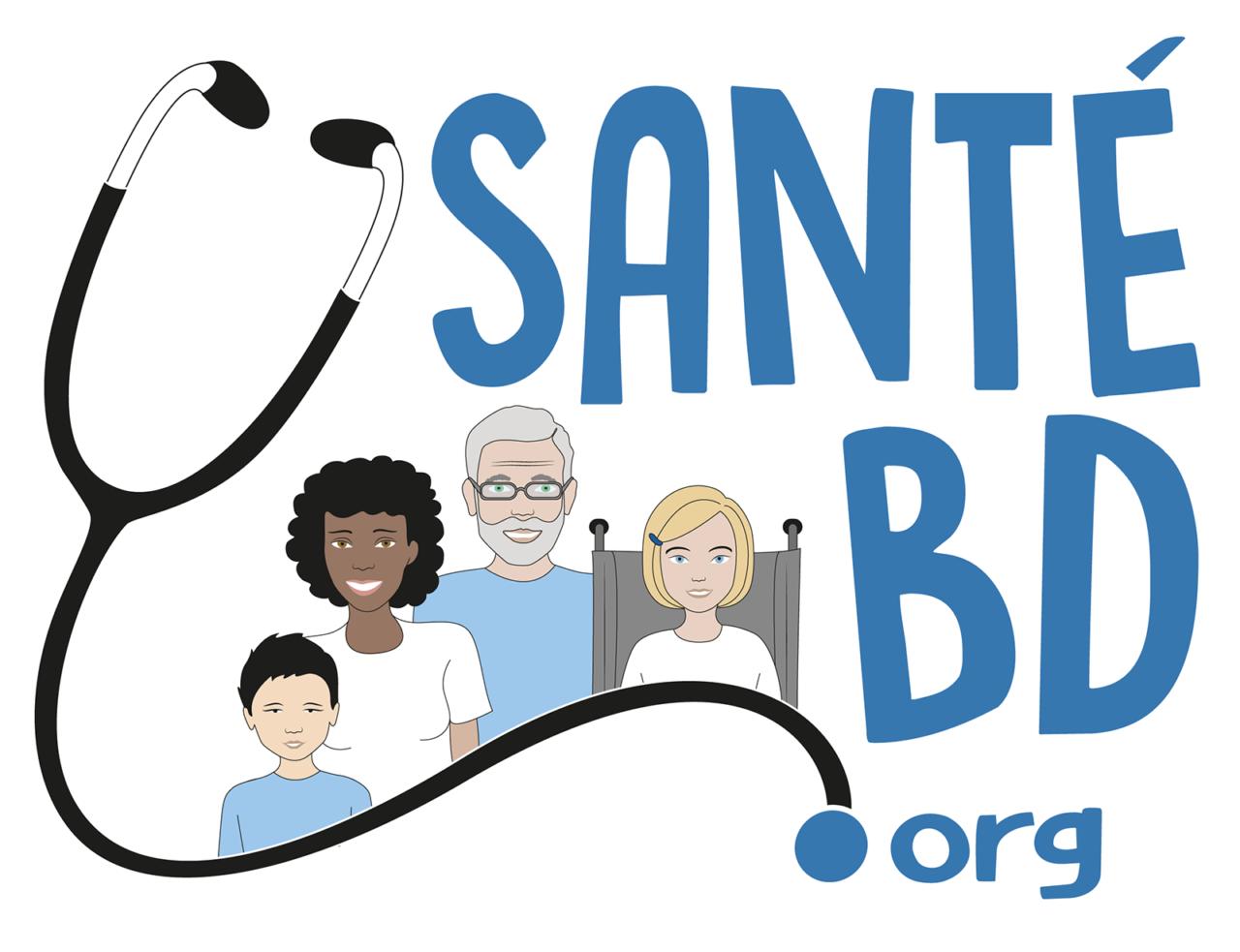 Logo santebd.org