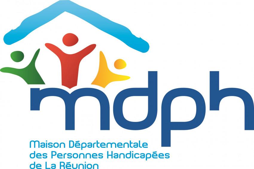 Logo MDPH La Réunion