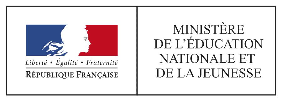 Logo du Ministère de l'Éducation Nationale et de la Jeunesse