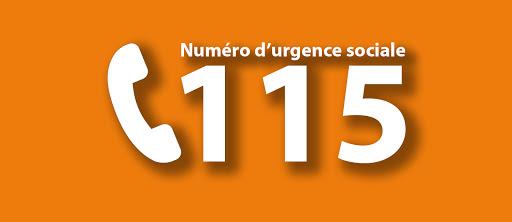 Numéro d'urgence sociale 115
