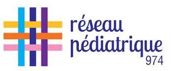 Logo Réseau pédiatrique 974