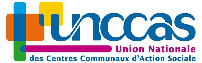 Logo de l'Union Nationale des Centres Communaux d'Action Sociale